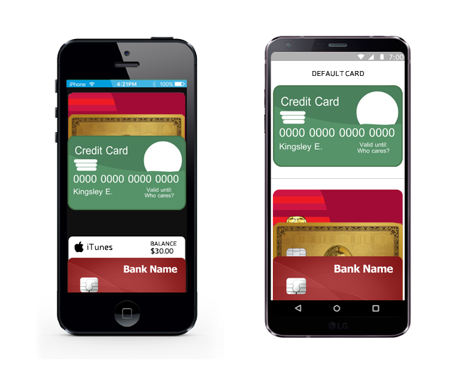 A Full Array of Payment Options